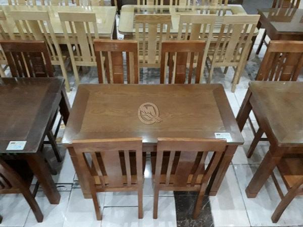 Mẫu bàn ăn 4 ghế gỗ