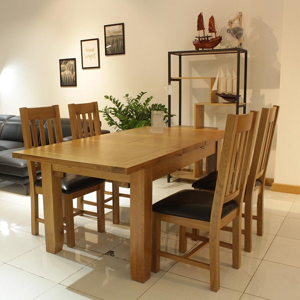 Mẫu bàn ăn 4 ghế đẹp được ưa chuộng lựa chọn nhất hiện nay