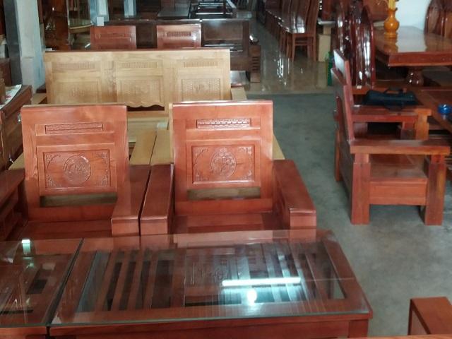 đồ gỗ tự nhiên nhiều mẫu mã, kích cỡ