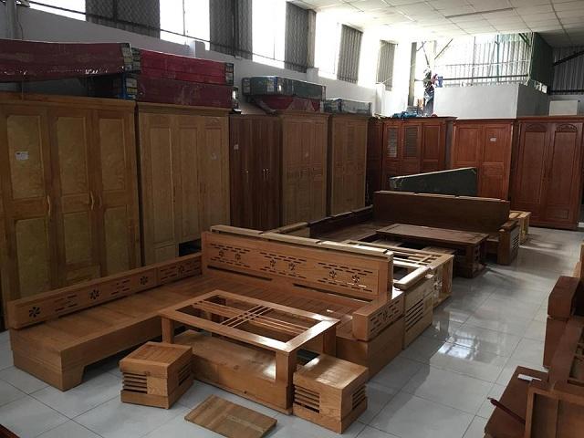 sản phẩm gỗ nội thất bền, chắc chắn
