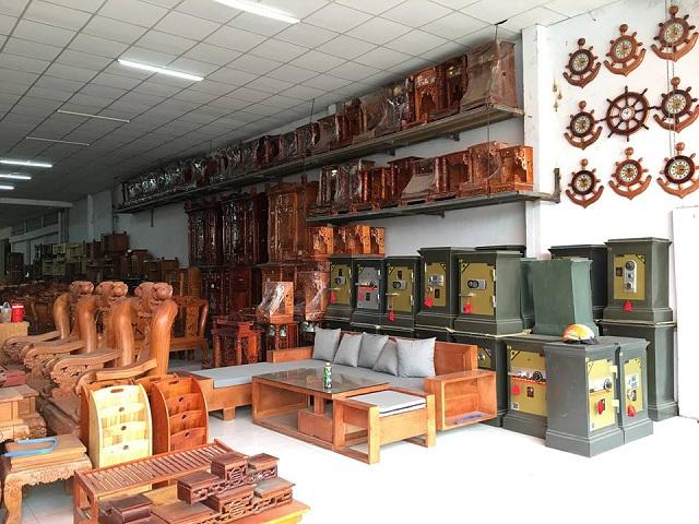 sản phẩm đồ gỗ nhiều chủng loại