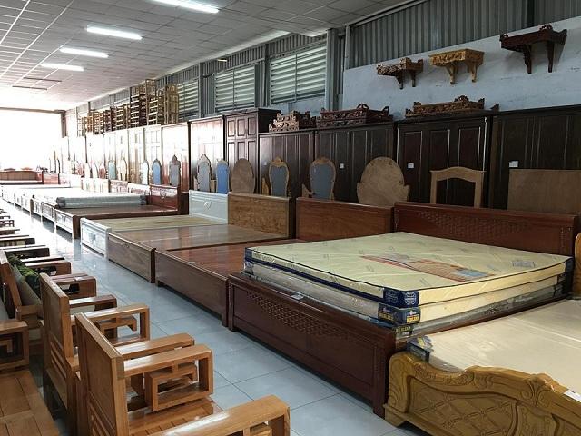 sản phẩm đồ gỗ bền, đẹp, sang trọng