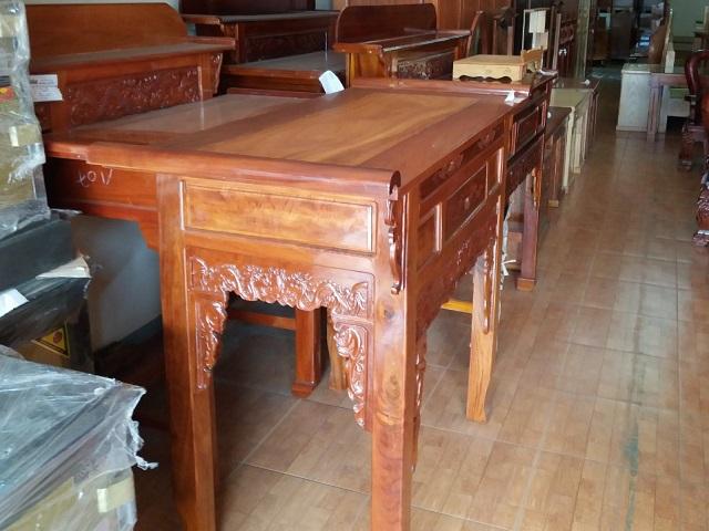 bàn gỗ chất lượng cao