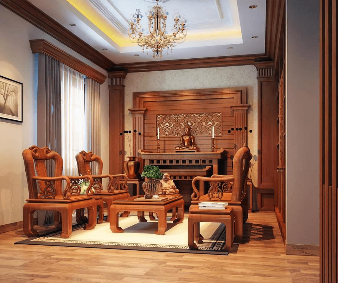 Cân nhắc giữa kiến trúc nội thất trước khi mua bàn ghế phòng khách
