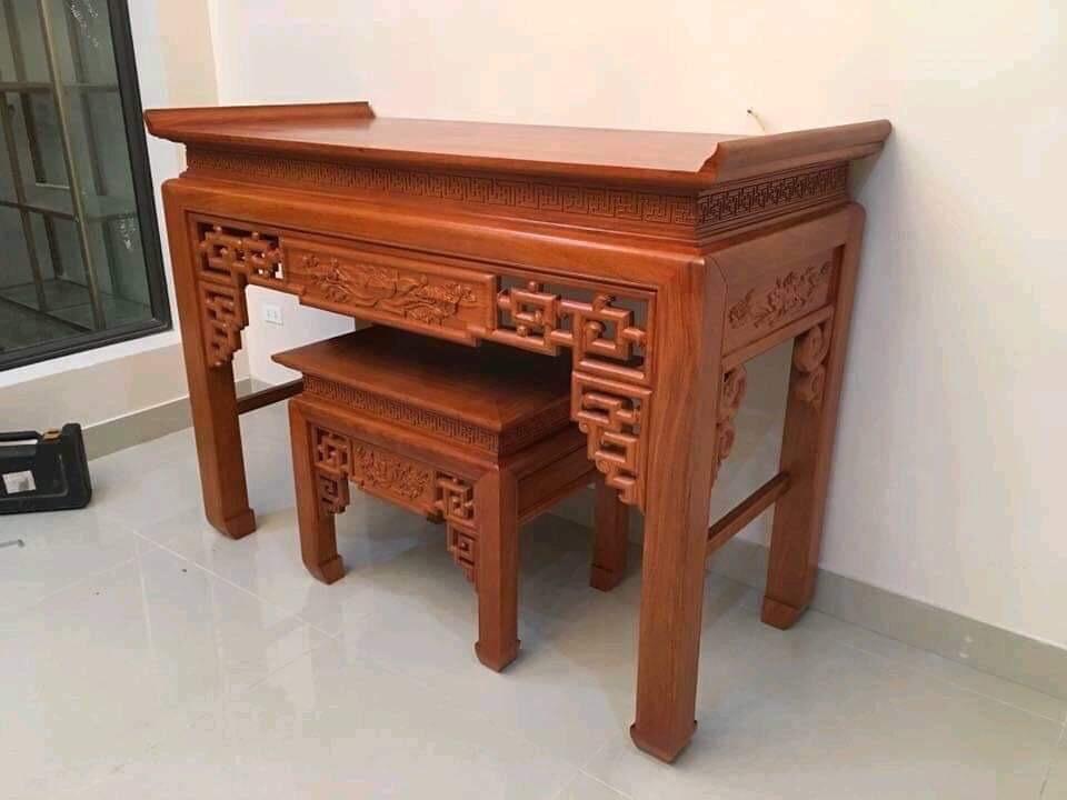 Các mẫu bàn thờ đơn giản