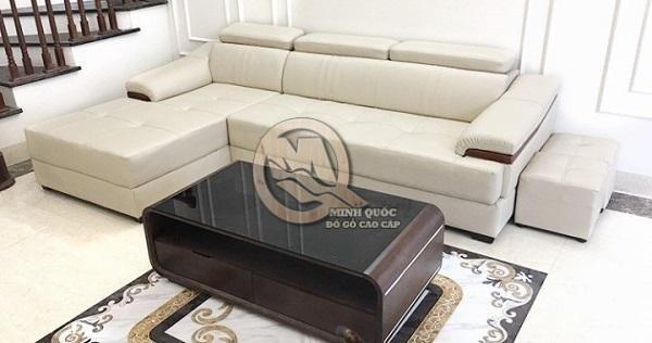Tùy vào diện tích căn phòng mà chọn bộ sofa có kích thước phù hợp