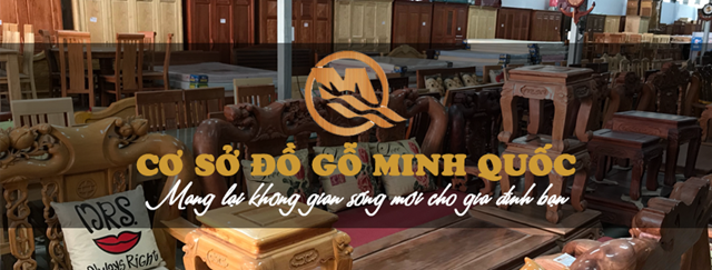 Minh Quốc chuyên cung cấp bàn trang điểm gỗ tự nhiên đẹp, chất lượng