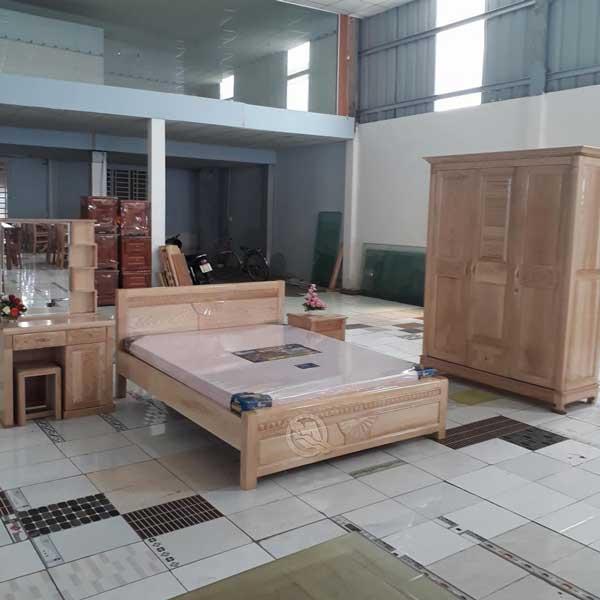 Bộ Phòng Ngủ Sồi 3M - SP404