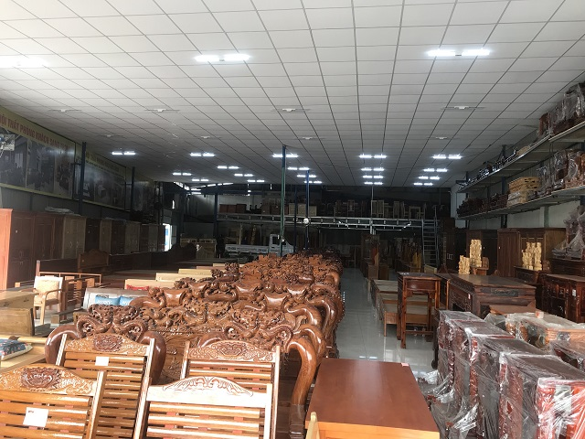 đồ gỗ tự nhiên sang trọng