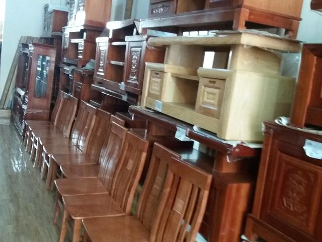 đồ nội thất gỗ tự nhiên bền đẹp