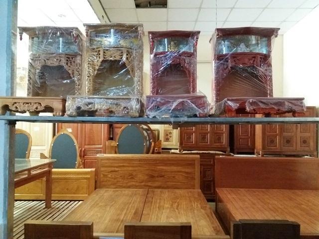 đồ nội thất gỗ tự nhiên uy tín, chất lượng