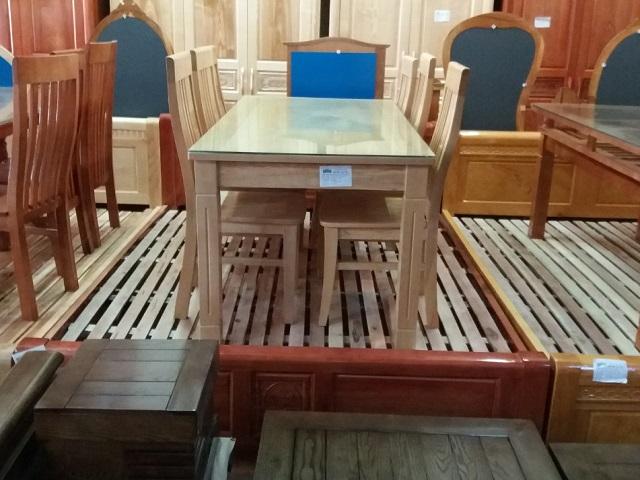 đồ nội thất gỗ tự nhiên chống mối mọt