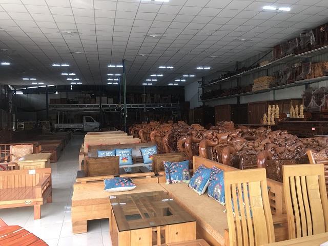 đồ gỗ được làm từ gỗ tự nhiên 100%