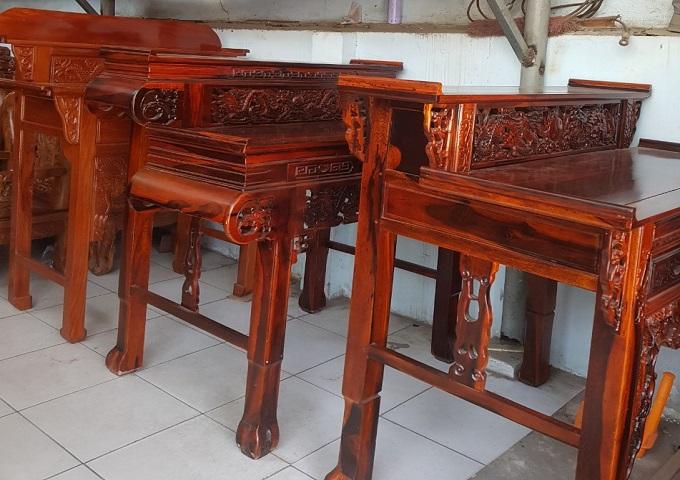 sản phẩm được làm bằng gỗ tự nhiên