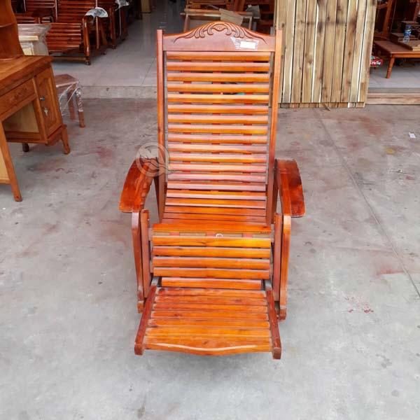 Ghế Thư Giãn Gỗ Tràm - SP702
