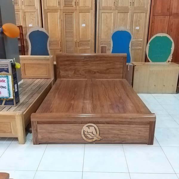 Giường Hương Xám Giát Phản - SP398