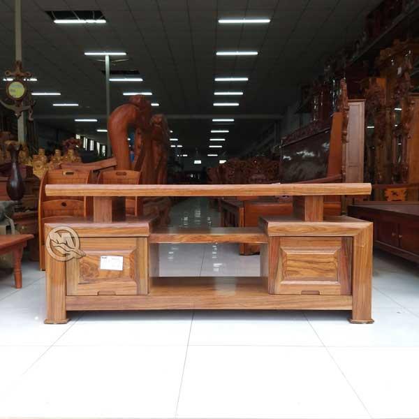 Kệ tivi kiểu Nhật gỗ Hương 1m2