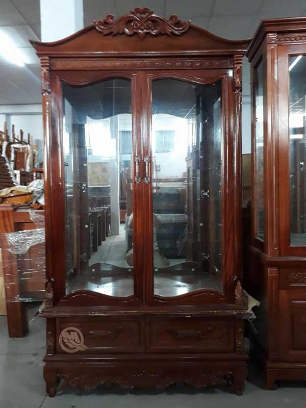 Tủ Rượu Xoan Đào Cổ - SP74