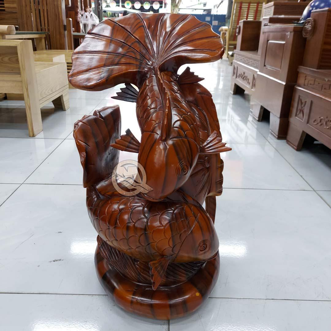 Tượng Cá Chép Phong Thuỷ - SP767