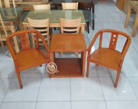 Bộ Bàn Trà Khách Sạn - SP590