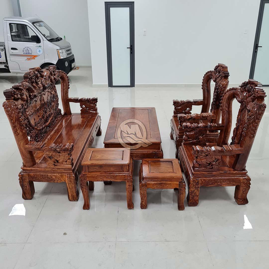 Bộ Sofa Bát Tiên Hương Tay 12 - SP906