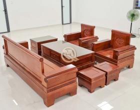 Bộ Sofa Đối Pháo Xoan Đào - SP758