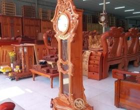 Đồng Hồ Hoa Lá Cây - SP625
