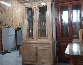 Tủ Rượu Vuông 2C Sồi 1M - SP598