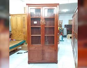 Tủ Sách Xoan Đào 1m2 - SP622